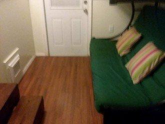 Bedroom 2 - Full/Twin Bunk Bed