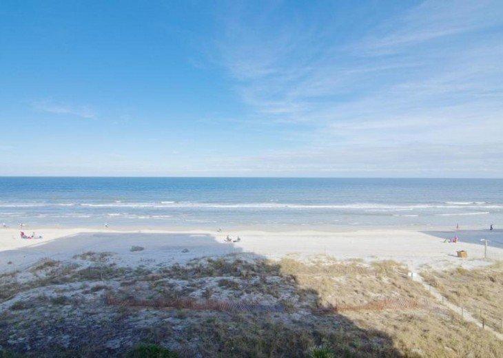 Stunning oceanfront condo #22