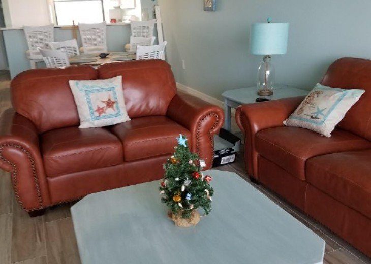 Full Size Sofa and Love Seat
