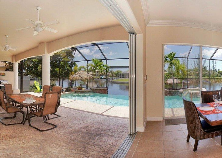 Villa Key Lime - Luxury waterfront villa with stunning pool & pool bar Tiki hut! #20