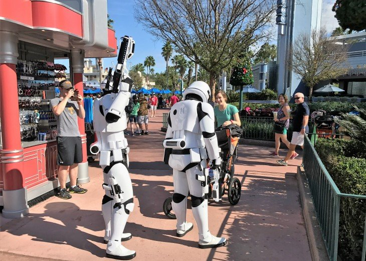 Storm Troopers-Hollywood Studios