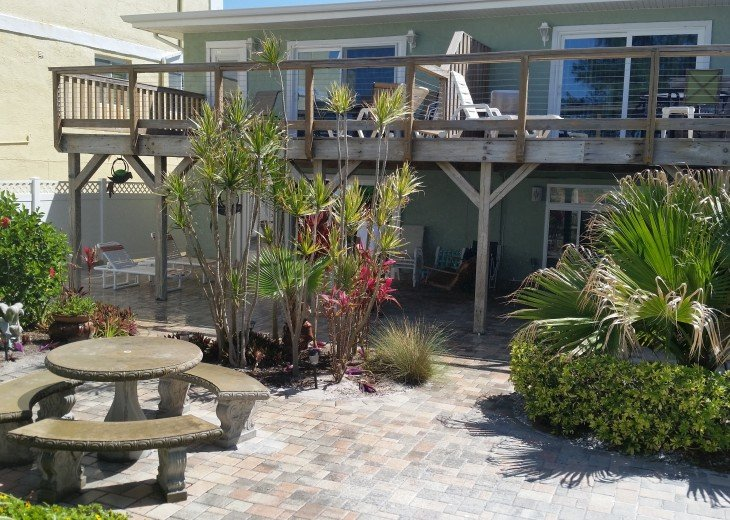 Gorgeous Direct Beachfront With Private Deck And Beautiful Sunsets #58