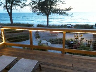 Gorgeous Direct Beachfront With Private Deck And Beautiful Sunsets #1