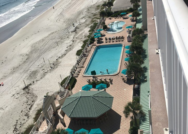 Daytona Beach Great Rates Ocean View 12th floor #15