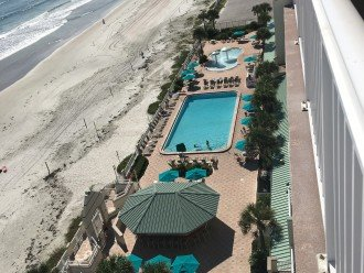 Daytona Beach Great Rates Ocean View 12th floor #1