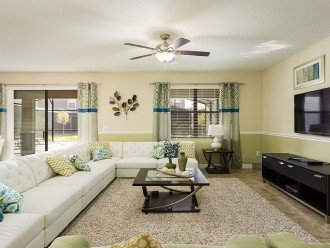 Deal! LUXURY DISNEY VACATION HOME/GOLF/POOL&SPA/THEATER/GAME RM #1