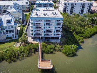 First floor unit on the inter coastal water way