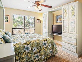 Ground floor bedroom. No stairs