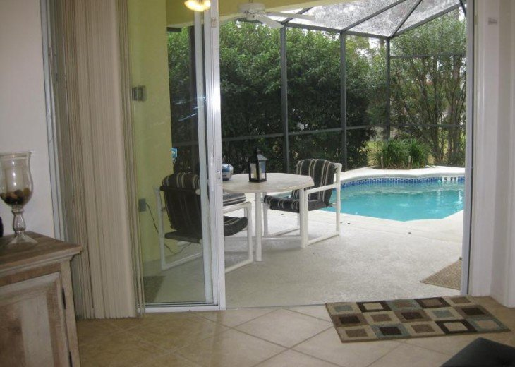 Disney Sunset Villa - Private West Facing Pool and Spa #9