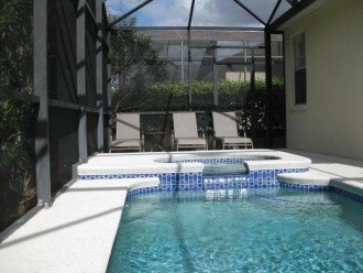 Disney Sunset Villa - Private West Facing Pool and Spa #1
