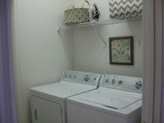 full size washer/dryer