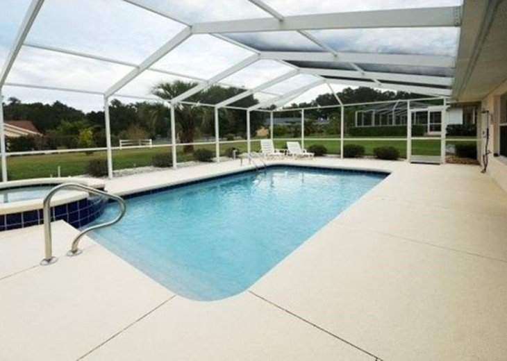 Great Golf Villa at Golf course with private pool #7