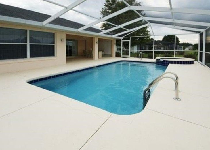 Great Golf Villa at Golf course with private pool #5