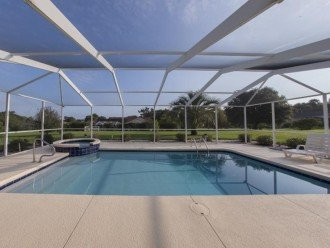 Great Golf Villa at Golf course with private pool #1
