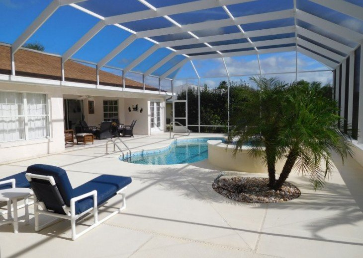3 bedroom Villa with Golfview, spa and pool #1