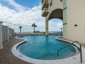 Gorgeous Celadon Gulf-front! Beach service! Free Wifi! No hurricane damage! #1