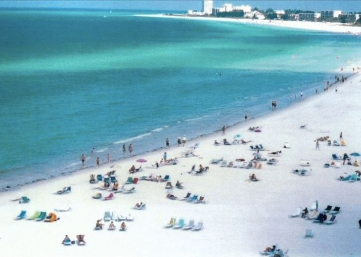 Beachfront Penthouse - Expansive Gulf View from Every Room! Wifi, linens, chairs #21