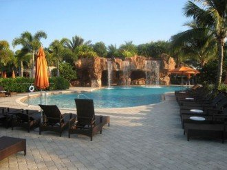 Beautiful Private Home in Lely with Pool #1