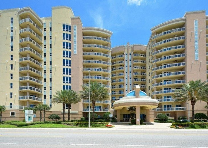 Ocean Vistas Unit 1101 -THE Crown Jewel on Daytona Beach! 3 Bed 3.5 Bath #24