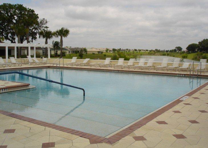 The Villages Florida JAN FEB MAR available! 2Bdrm 2 Bath Golf Cart & Wi-fi #22