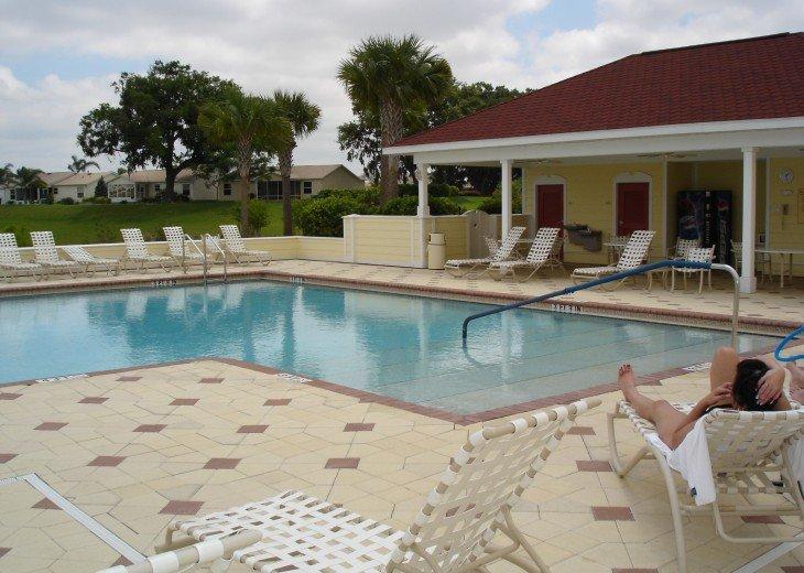 The Villages Florida JAN FEB MAR available! 2Bdrm 2 Bath Golf Cart & Wi-fi #24