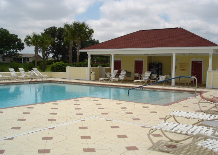 The Villages Florida JAN FEB MAR available! 2Bdrm 2 Bath Golf Cart & Wi-fi #26