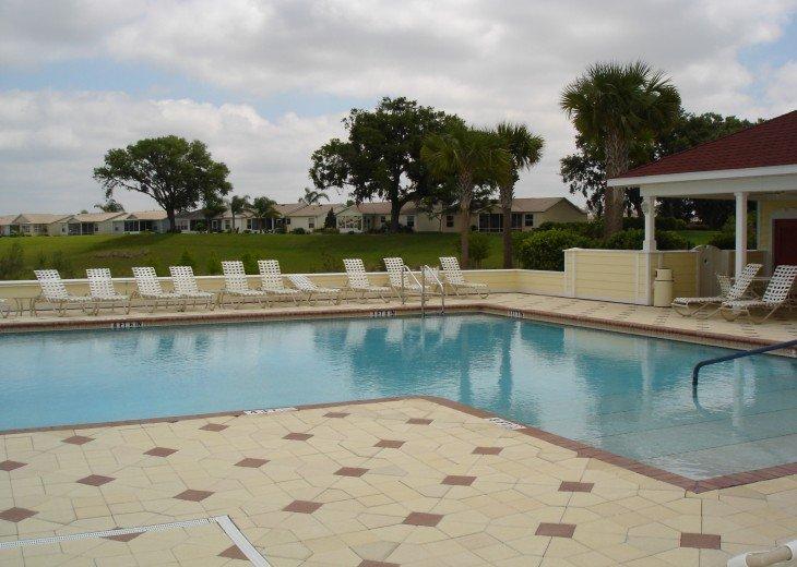 The Villages Florida JAN FEB MAR available! 2Bdrm 2 Bath Golf Cart & Wi-fi #23