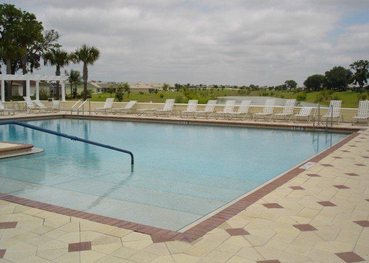The Villages Florida JAN FEB MAR available! 2Bdrm 2 Bath Golf Cart & Wi-fi #25