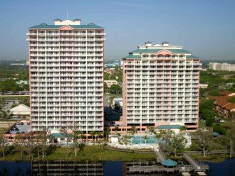 Fabulous Hi-Rise Condo at Blue Heron Resort - 1 Mile to Disney with Great View #1