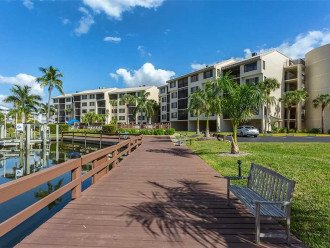 Fort Myers Beach Vacation Condo - Newly Renovated - Resort Pool, WiFi and Dock #1