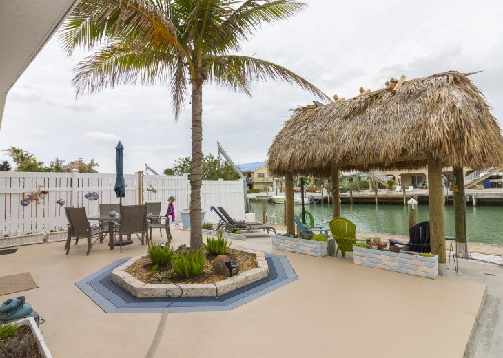 NEW Listing, 4Bed/3bath, Tiki Hut, Canal,Cabana Club After Hurricane Photos #38