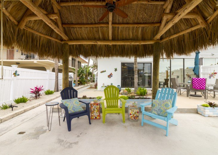 NEW Listing, 4Bed/3bath, Tiki Hut, Canal,Cabana Club After Hurricane Photos #2