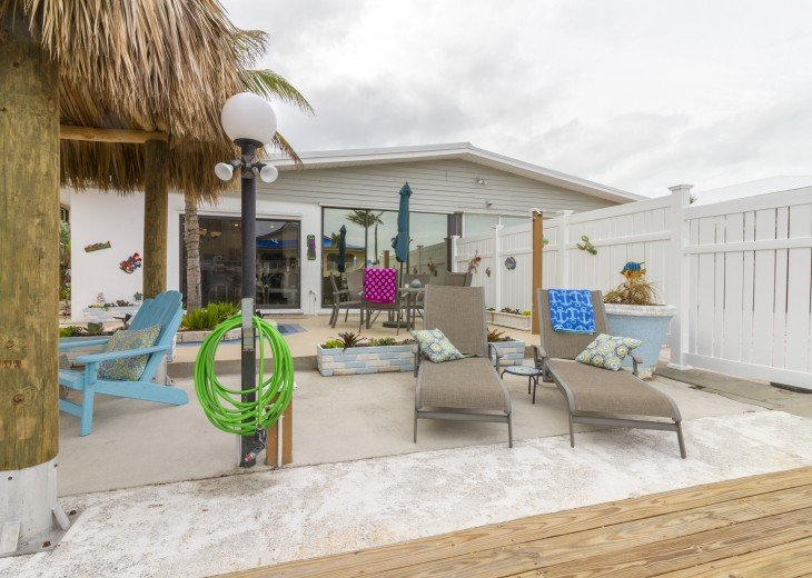 NEW Listing, 4Bed/3bath, Tiki Hut, Canal,Cabana Club After Hurricane Photos #14