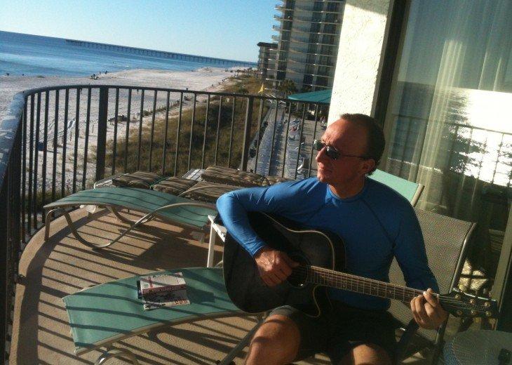 jeanne's beach condo #18