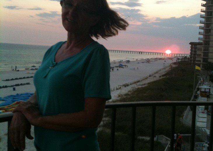 jeanne's beach condo #17