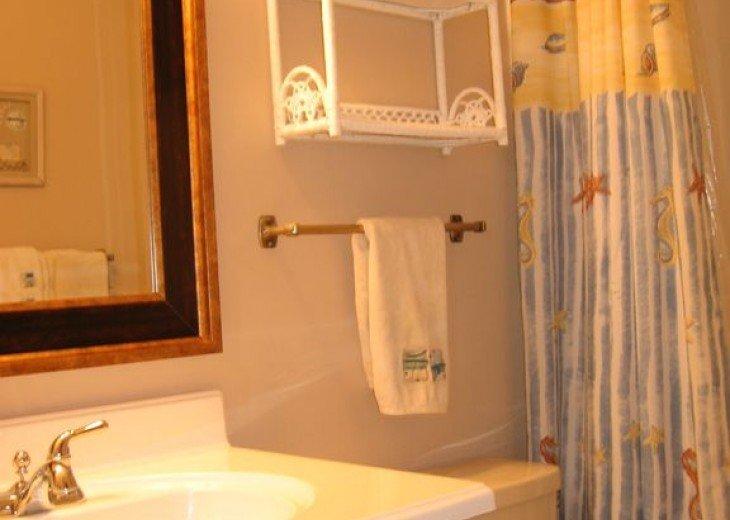 Private Bath off Master Bedroom