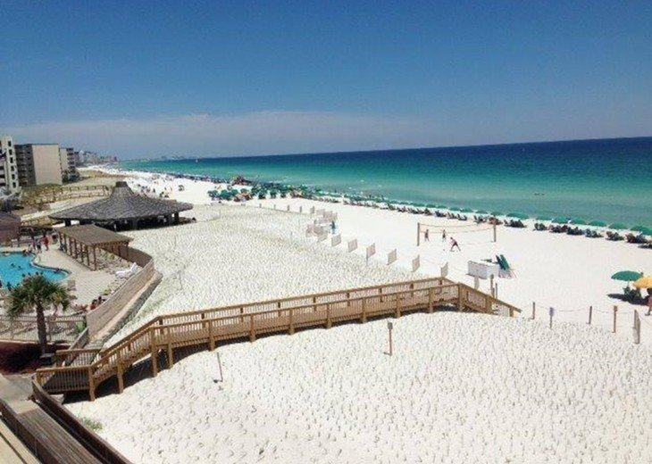 Exclusive DESTIN GULF FRONT Location 2BR/2BA (Holiday Isle) #20