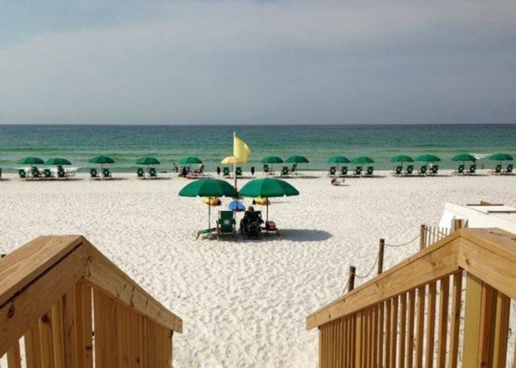 Exclusive DESTIN GULF FRONT Location 2BR/2BA (Holiday Isle) #23