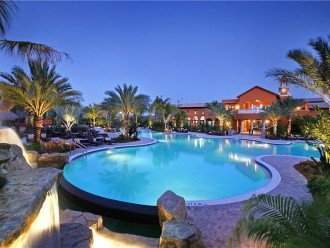 Beautiful Ole' Resort Pool