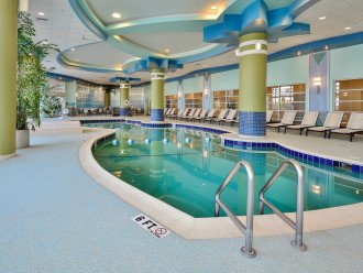 North Tower Indoor Pool