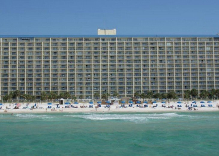 Spring Break Super Deal at Beach Front Condos in Panama City Beach, FL by Owner #18