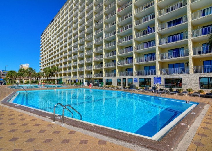 Jul 20-27 Super Deals at Beach Front Condos in Panama City Beach, FL by Owner #25