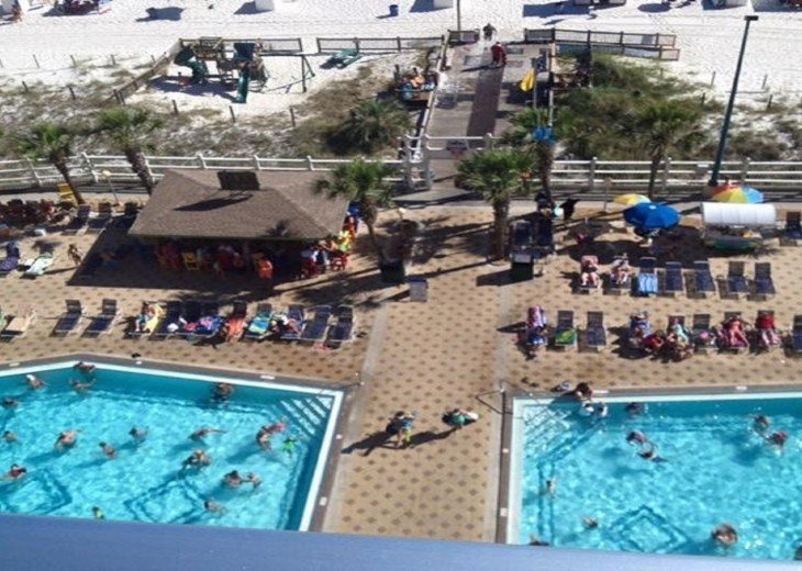 Spring Break Super Deals at Beach Front Condos in PCB, FL by Owner #21