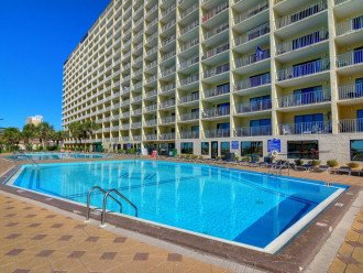 Oct 19-24 Super Deals at Beach Front Condos in PCB, FL by Owner #1