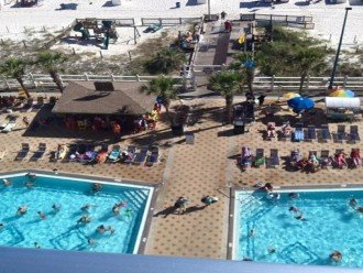 Spring Break Super Deal at Beach Front Condos in Panama City Beach, FL by Owner #1