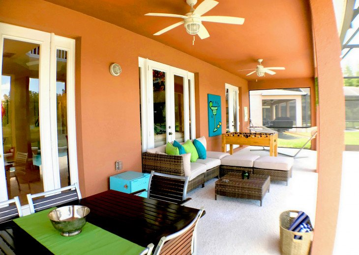 7 BR pool home located in Terra Verde Resort #23