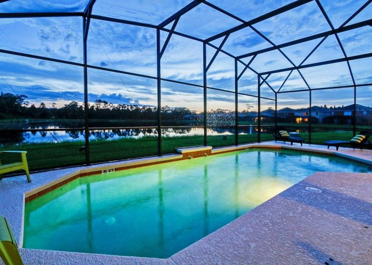 7 BR pool home located in Terra Verde Resort #2