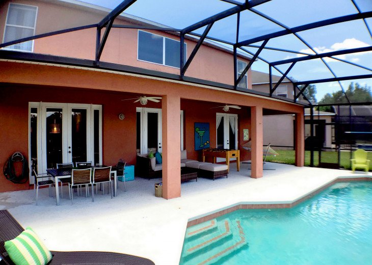 7 BR pool home located in Terra Verde Resort #49