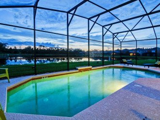 7 BR pool home located in Terra Verde Resort #1