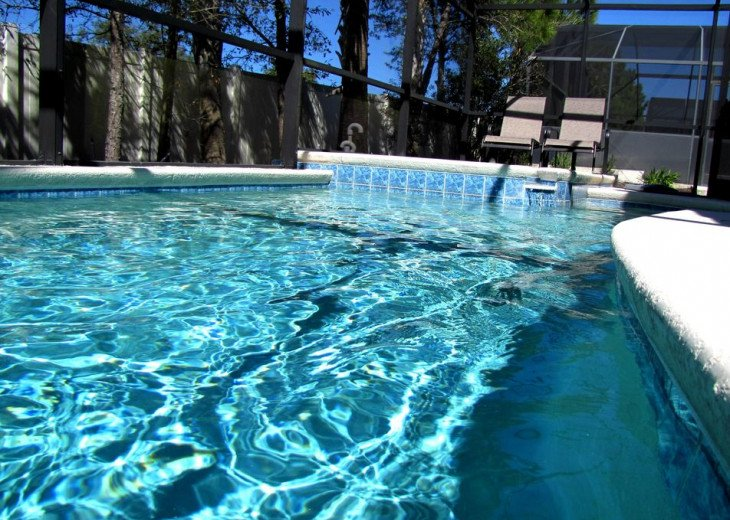 Stay in this 5 Br Pool & Spa home with game room in Aviana Resort. Sleeps 12 #22